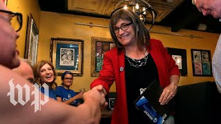 Christine Hallquist wins Vermont governor's primary