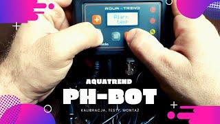 Kontroler pH bot Aquatrend (unboxing)