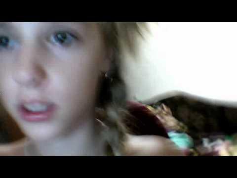 Видео с веб-камеры. Дата: 9 августа 2012г., 23:10