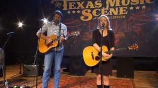 "Kelly Willis and Bruce Robison discuss ""Cheaters Game"" on The Texas Music Scene"