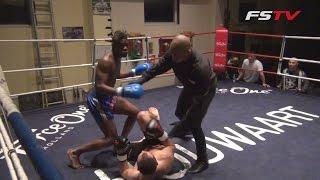 Hakki Kandis vs Oki Bolaji Kickboxing