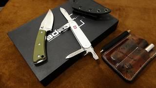 Werkzeug: Böker Plus Piranha (02BO005) | Designer: Scott McGhee / Guinea Hog Forge | 440C / G10