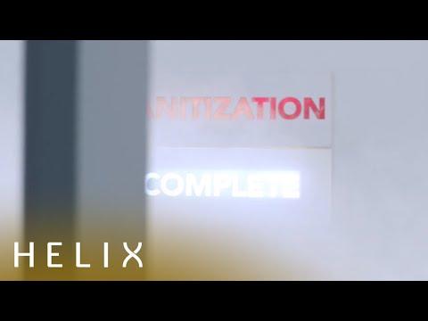 Helix Season 1 (Teaser 'Decontamination')