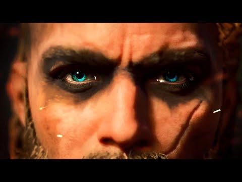Assassin's Creed: Вальгалла — Трейлер игрового процесса 4К (2020)