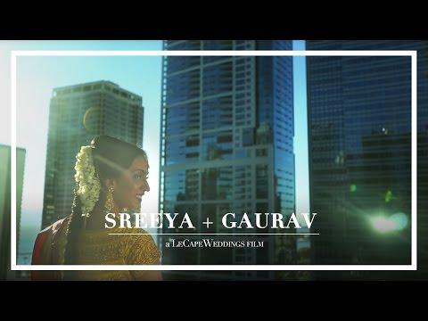 Sreeya + Gaurav: Wedding Feature Film @ Radisson Blu Aqua Hotel   Chicago, IL