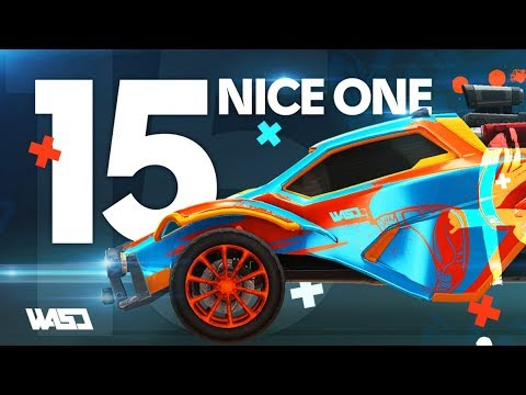 NICE ONE! #15 | Rocket League BEST GOALS, FLIP RESETS, CEILING SHOTS MONTAGE