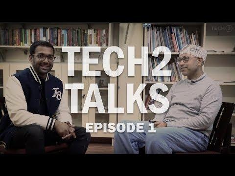 Osama Manzar discusses Aadhaar and Digital India | Tech2 Talks