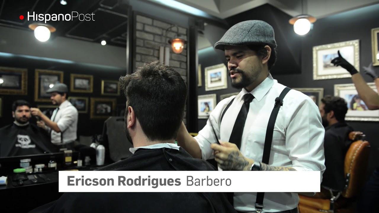 Las barberías gourmet se apoderan de Río de Janeiro