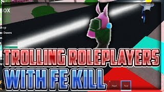 Roblox Fe Grab Knife