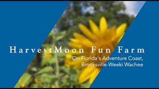 HarvestMoon Fun Farm on Florida's Adventure Coast, Brooksville-Weeki Wachee (2021)