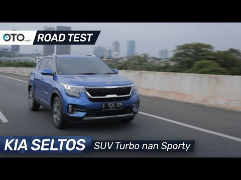 KIA Seltos | Road Test | Crossover Turbo Sarat Fitur | OTO com