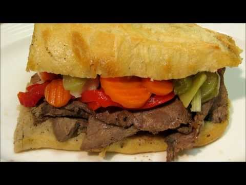 Chicago Italian Beef Recipe – How To Make Italian Beef Sandwiches