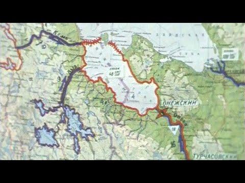 Проект переброски части стока северных и сибирских рек в южные районы страны 31.07.1978