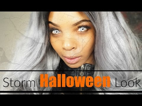 X-Men Storm Halloween Look( Beginner Friendly) Mp3