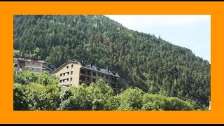 preview picture of video '»»» Hotel Arbre de Gel 3* (Encamp-Andorra)'