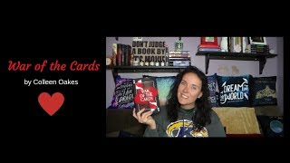 War of the Cards | A YA Book Review