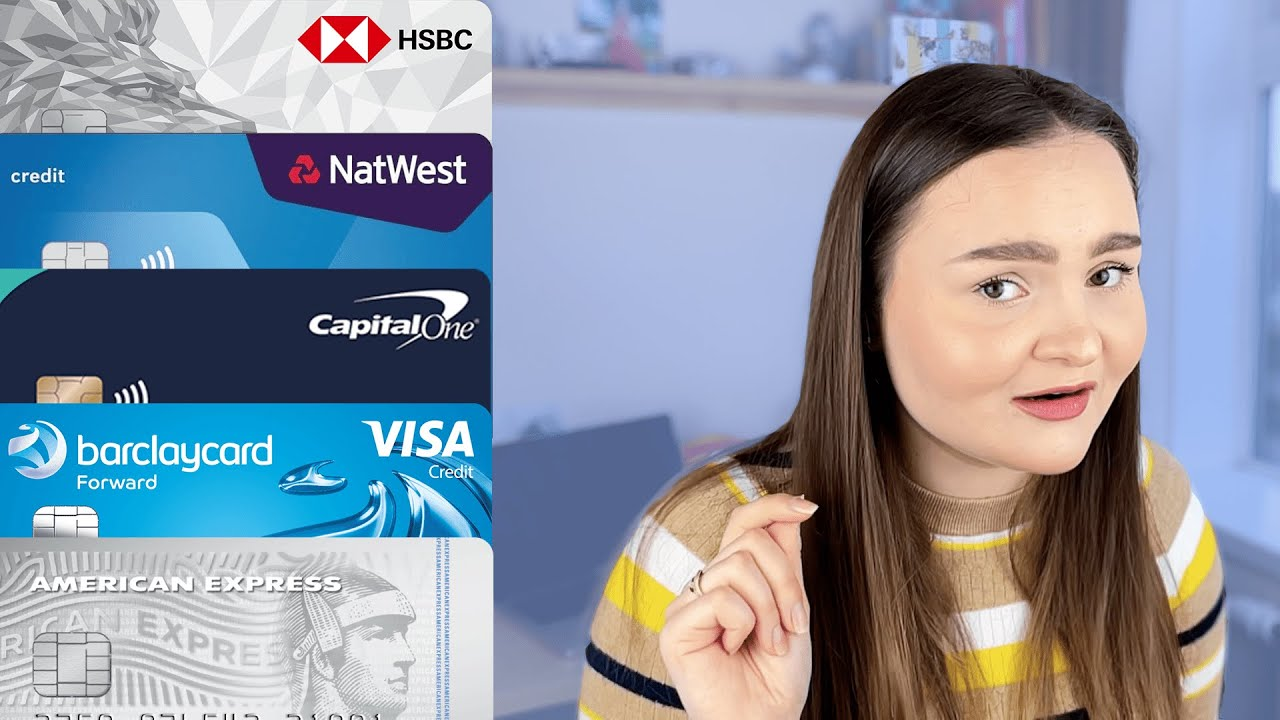Leading 5 BEST Credit Cards for Trainees and Newbies in 2021|UK thumbnail