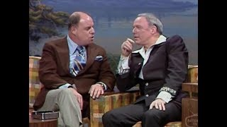 Frank Sinatra, Don Rickles, Tonight Show, 1976