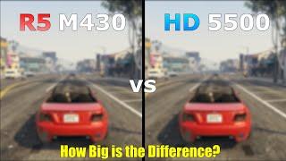 intel hd graphics 620 vs amd radeon 520 2gb - TH-Clip