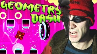 Geometry Dash [Steam] ~ INCENSE BURNING CHALLENGE (Cycles, Xstep)