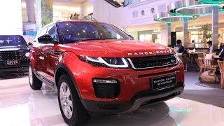 Land Rover Range Rover Evoque 2019 Price, Spec, Reviews & Promo for August  2019