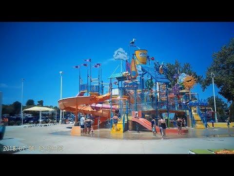 Cedar Point Shores Tour 2018 (видео)