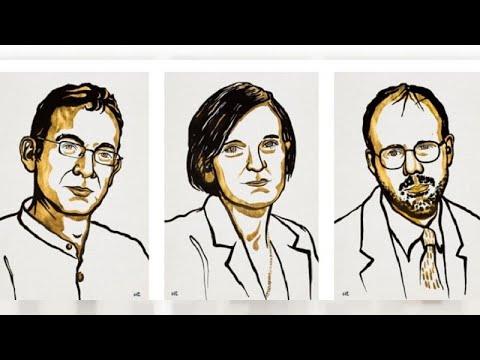 Το Νόμπελ Οικονομικών Επιστημών απονέμεται στους Αμπχιτζίτ Μπανερτζί, Έσθερ Ντάφλο και Μάικλ Κρέμ…