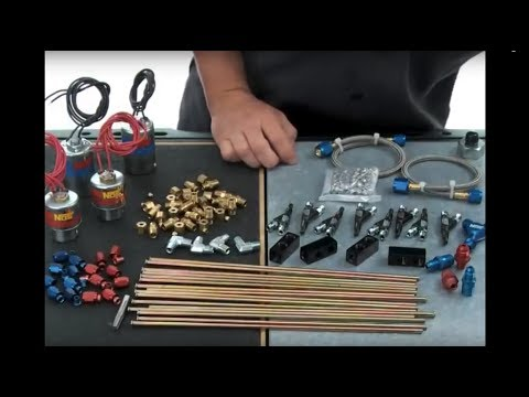 How To Install A Direct Port NOS Nitrous Oxide System