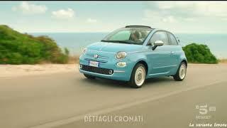 Pubblicita Fiat   Gamma 500   optional in omaggio   Luglio 2018