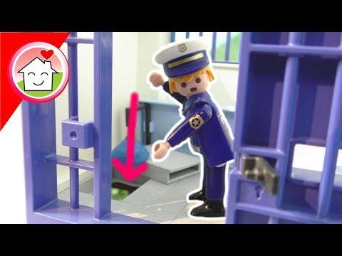 Playmobil Polizei Film - Kommissar Overbeck in Südamerika - Familie Hauser Spielzeug Kinderfilm