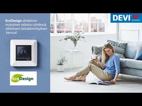 DEVIreg™ Opti elektroninen termostaatti