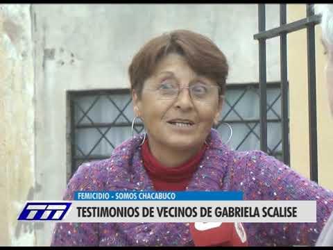Femicidio en Chacabuco