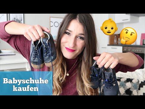 Schuhe für Babys kaufen   ERSTE LAUFLERNSCHUHE & WINTERSCHUHE   Unser Kauf   #mamaleben