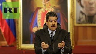 Venezuela propone crear una