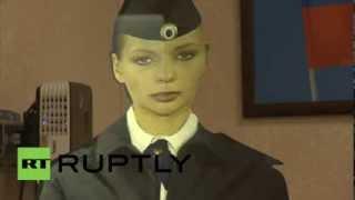 Russia:Thefutureishere-Sochigivesushologrampolice