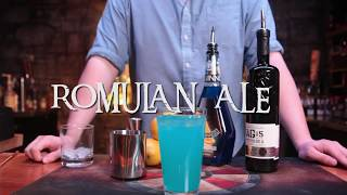 How it's Made Video Series: The Romulan Ale