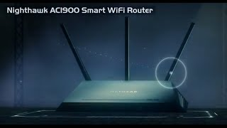 Exclusive: NETGEAR Nighthawk AC1900 Smart WiFi Router R7000 Product Tour