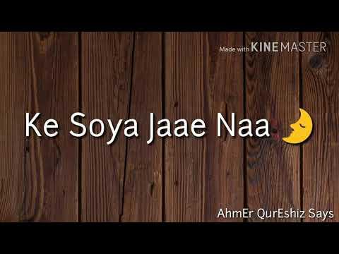 O Saathi Atif Aslam Whatsapp Status | Baaghi 2 | Tiger Shorrof