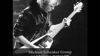 MICHAEL SCHENKER GROUP [  LOST HORIZON ]  LIVE AUDIO TRACK 1981