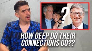 Ghislaine & Epstein... How DEEP Their Pedo Connections Go | Andrew Schulz