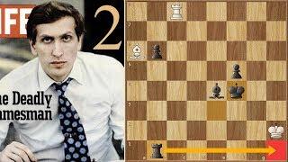 To Catch a Bird, Just Pour Salt on its Tail!   Larsen vs Fischer   (1971)   Game 2