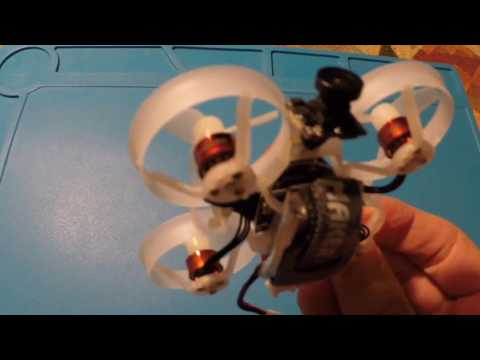 Review of Happymodel SE0703 15000KV motors from Banggood