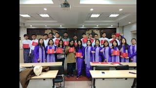 Meenakshi World School - Chinese Language