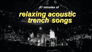 Acoustic Songs From Trench + Other Relaxing Twenty One Pilots Songs  For Sleeping, Studying, Etc