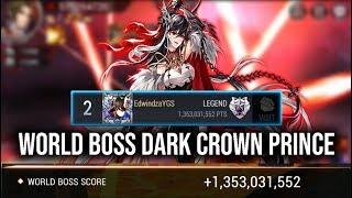 Seven Knights - SHANE MODE (World Bos Dark Crown Prince) Daily