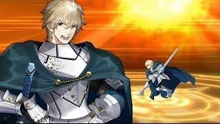 Gawain  - (Fate/Grand Order) - 【Fate/Grand Order】ガヴェイン 宝具+EXアタック【FGO】Gawain Noble Phantasm+EXattack【FateGO】