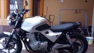 Scrambler Honda CB 500