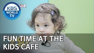 Fun time at the Kids cafe [The Return of Superman/2019.05.26]