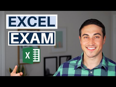 How To Ace a Real Estate Financial Modeling Excel Exam - YouTube