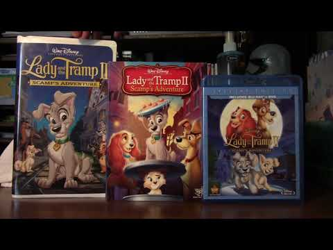 Download Lady And The Tramp 2 Scamps Adventure 2001 Bluray Mp4 3gp Fzmovies